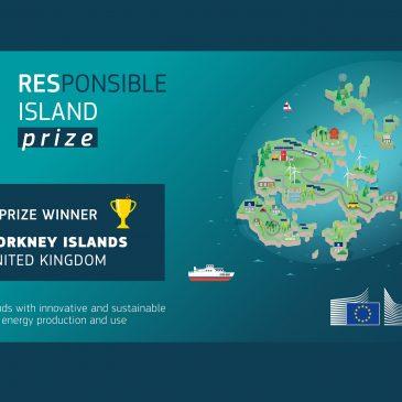 Orkney awarded €100k EU Responsible Island Prize