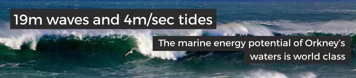 Marine Energy Potential