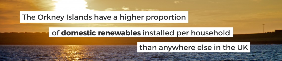 Domestic Renewables