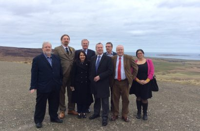 Scottish Affairs Committee Visit