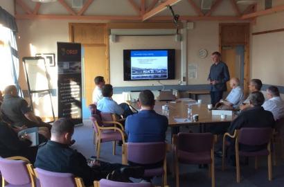 OREF Open Meeting 5th July 2016: Renewable Heat Deployments in Orkney