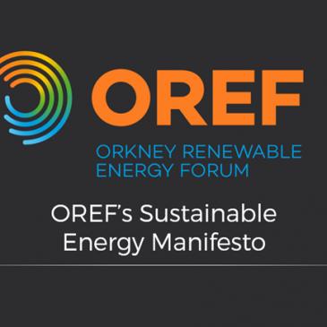 OREF Open Meeting, 7th February 2017: Preparation of OREF's Sustainable Energy Manifesto