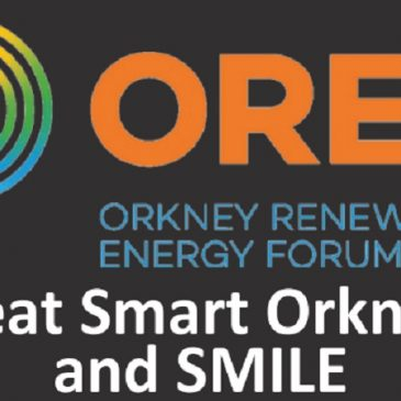Heat Smart Orkney and SMILE January 9th